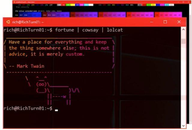 Imagen 2 en Mezclar Windows 10 y Ubuntu Linux; los planes de Microsoft